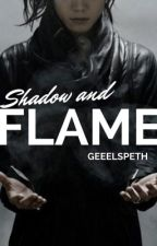 Shadow and Flame -/ X-Men [1] by GeeElspeth