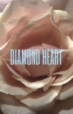 Diamond heart + lrh ; befejezett by aranyarnyek