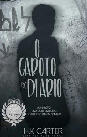 O Garoto do Diário  by HK_Carter