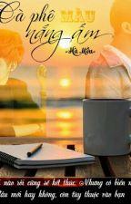 Cà phê màu nắng ấm by DealFlore