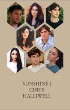 SUNSHINE | CHRIS HALLIWELL  by lilyroses95