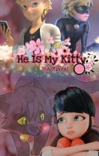 He is my kitty by Astinka1