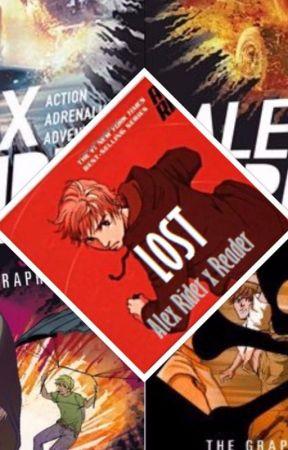 Lost~ Alex Rider x Reader by popbobrob