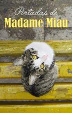 Portadas de Madame Miau by Madame_Miau