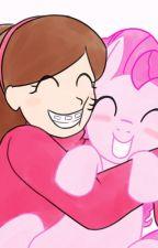 Mabel Meets MLP XD by Dreamshu