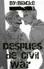 Después de Civil War by Blacke_1