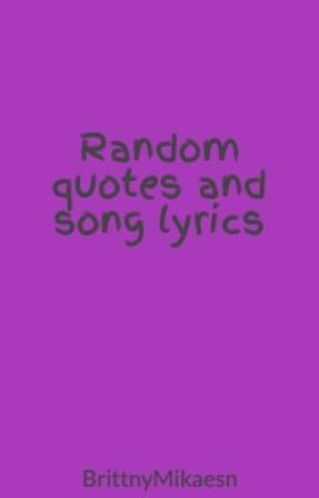Random Quotes And Song Lyrics Best Song Ever By One Direction