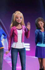 Barbie agent secrète  by Juliepire7