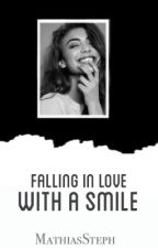 falling in love with a smile; by --pluviophile