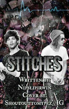 stitches {H.S. + L.T.} by nipslipirwin
