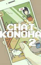 CHAT KONOHA 2 © / SasuNaru by Benzino-Sensei