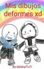 """★★Mis dibujos deformes xd★★ tags y cosas random :v"" by daiana7u7r"