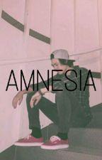 Amnesia  | Carlos Colosio | LUCAH | by xSTANDALLx