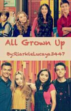 All Grown Up by ViciousDramaAddict