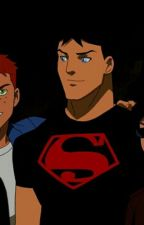 The Dragon And The Hero(Snake x Superboy)  by Claw_Lestrange