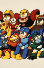 Mega man  robot masters and others x reader oneshots by TheFanfictionNinja