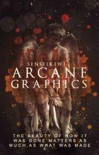 Arcane Graphics (OPEN) by senseikiwi