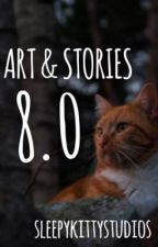 Art & Stories 8.0 by sleepykittystudios