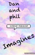 Dan and Phil imagines by jobeanjokingly