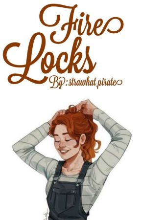 Fire Locks by strawhat_pirate