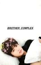 brother complex | vmin by peachysodatae