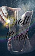 Spell Book by Crazy_Dreamer1