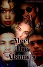Meet The Alsina's *BONUS BOOK* by JazzyThaCrazyOne