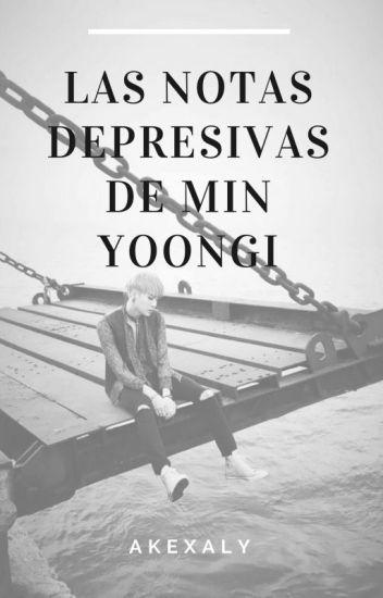 Las Notas Depresivas de Min Yoongi