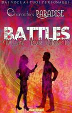 Characters Paradise ▪ BATTLES ▪ Challenge Your Character by CharactersParadise