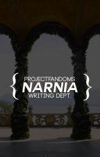 Narnia ➵ Writing Department by PROJECTFANDOMS