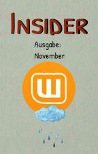 Insider (Ausgabe: November) by TheBookHeroes