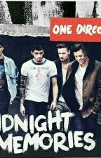 One Direction - Midnight Memories by slayin_zayn