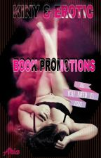 K&E BOOK PROMOTION by CrazyGirlsWriters