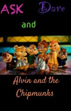 Ask and Dare Chipmunks & Chipettes  by _Netty