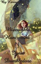 Niezwykła Huncwotka || Ignis Dumbledore by Karinaaa003