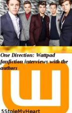 One Direction FANFICTION Interviews! by 5StoleMyHeart