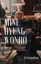 hyungwonho by hyungfrog
