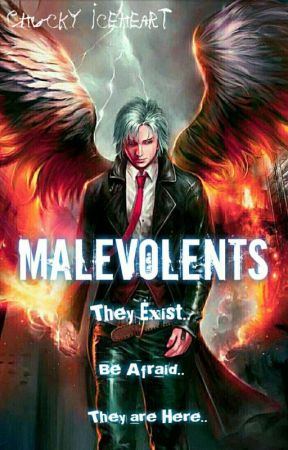 Malevolents ( Horror Graphic Novel Comic ) #Wattys2017  by MorganaWray