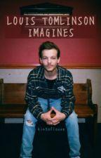 Louis Tomlinson Imagines by kingoflouve