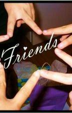 Friends by maknastay