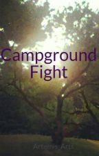 Campground Fight by Artemis_Arts