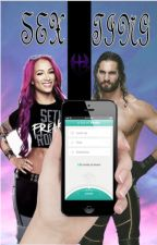 sexting • Seth Rollins by Danielle_Brandt