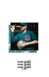 Rose Gold    Kris Bryant by GoliathRider15