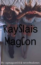 RaySlais Magcon (slow updates) by giannaangelo