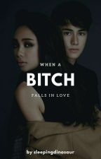 WHEN A BITCH FALLS INLOVE(COMPLETED) by SleepingDinosaur