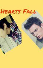 Hearts fall  by YeniAriani