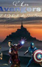 Les Avengers à l'école des sorciers by YstosFP