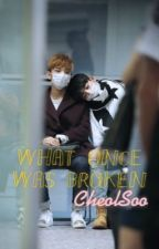 What Once Was Broken   CheolSoo by channie_baby