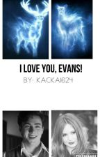 I love you Evans! by KataPotter16