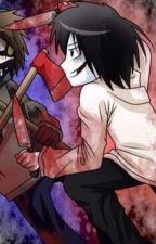 Who are you?  (ticci toby and jeff the killer) by ticcitoby5418